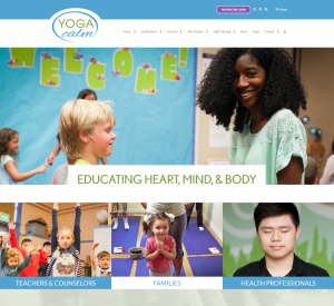 screenshot Yoga Calm